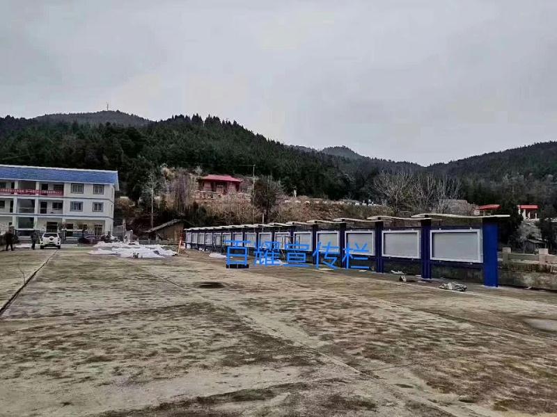 百耀定制案例:广元剑阁县江口镇海事文化长廊