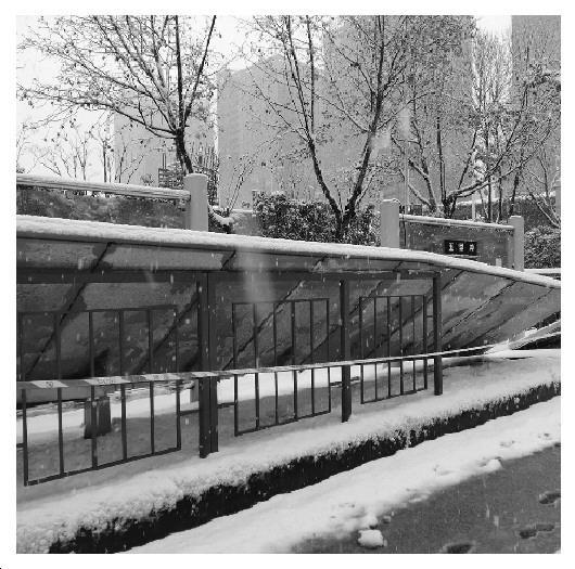 """""""大雪压塌公交站台""""的警示"""