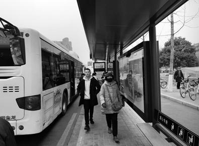 公交候车亭