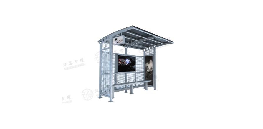 现代公交候车亭HCT-13